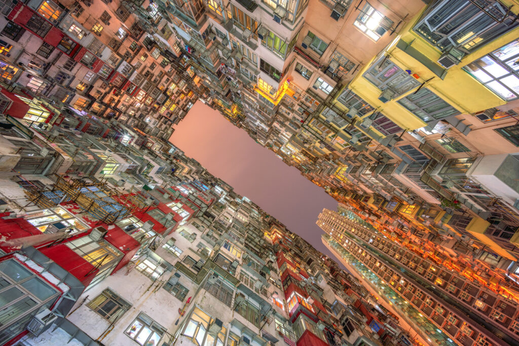 Hong Kong Symmetry Architecture