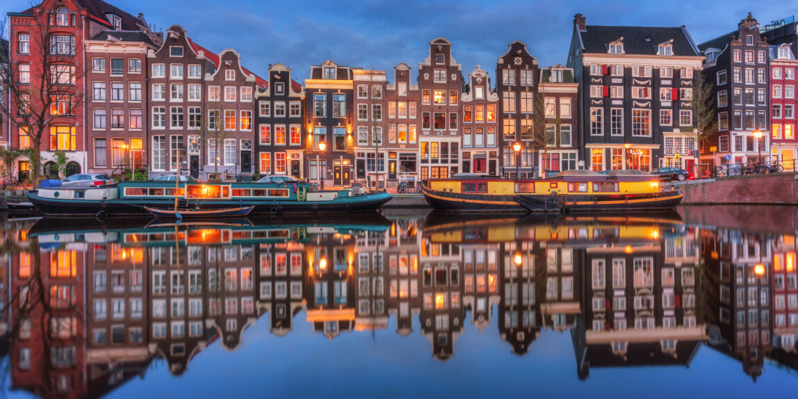 The Amsterdam Canal District, The Netherlands